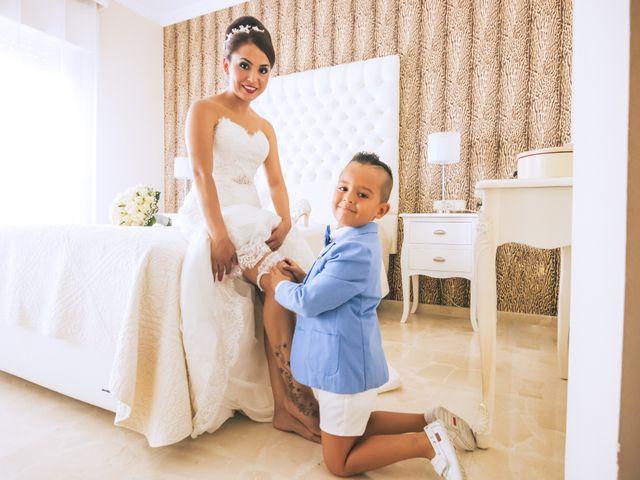 La boda de Antonio y Vero en Laujar De Andarax, Almería 24