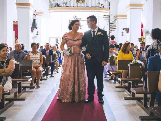 La boda de Antonio y Vero en Laujar De Andarax, Almería 25