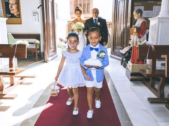 La boda de Antonio y Vero en Laujar De Andarax, Almería 26
