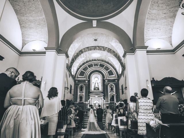 La boda de Antonio y Vero en Laujar De Andarax, Almería 27