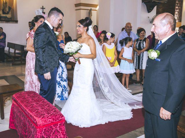 La boda de Antonio y Vero en Laujar De Andarax, Almería 28