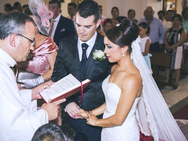 La boda de Antonio y Vero en Laujar De Andarax, Almería 30
