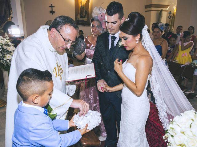 La boda de Antonio y Vero en Laujar De Andarax, Almería 31