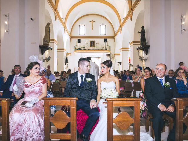 La boda de Antonio y Vero en Laujar De Andarax, Almería 33