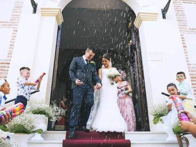 La boda de Antonio y Vero en Laujar De Andarax, Almería 35