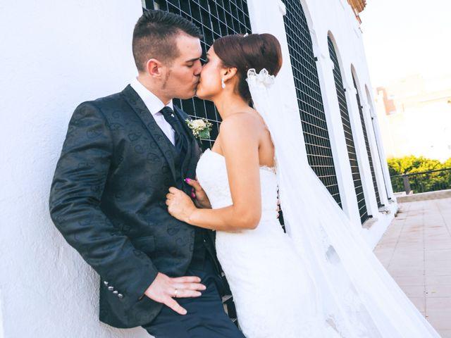 La boda de Antonio y Vero en Laujar De Andarax, Almería 40