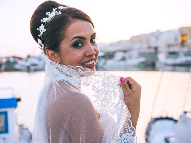 La boda de Antonio y Vero en Laujar De Andarax, Almería 41
