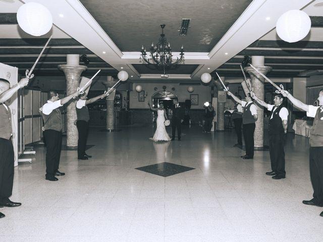 La boda de Antonio y Vero en Laujar De Andarax, Almería 42