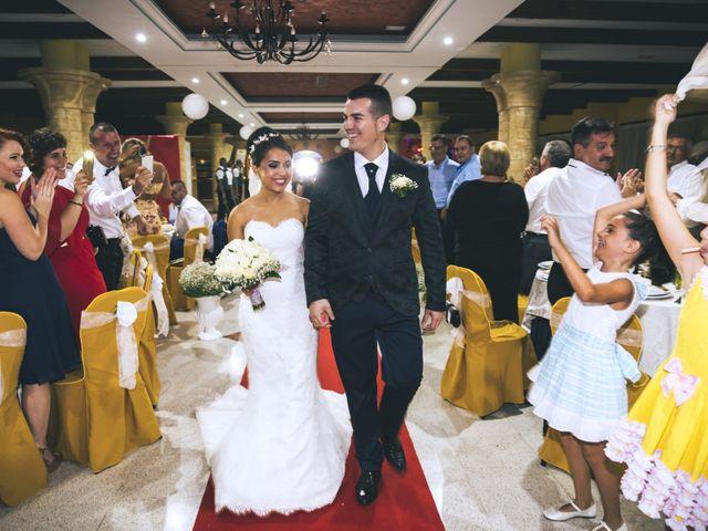 La boda de Antonio y Vero en Laujar De Andarax, Almería 43