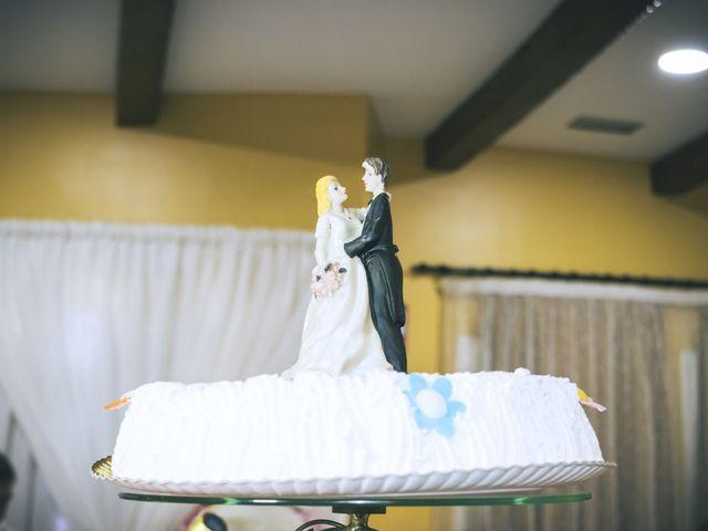 La boda de Antonio y Vero en Laujar De Andarax, Almería 44