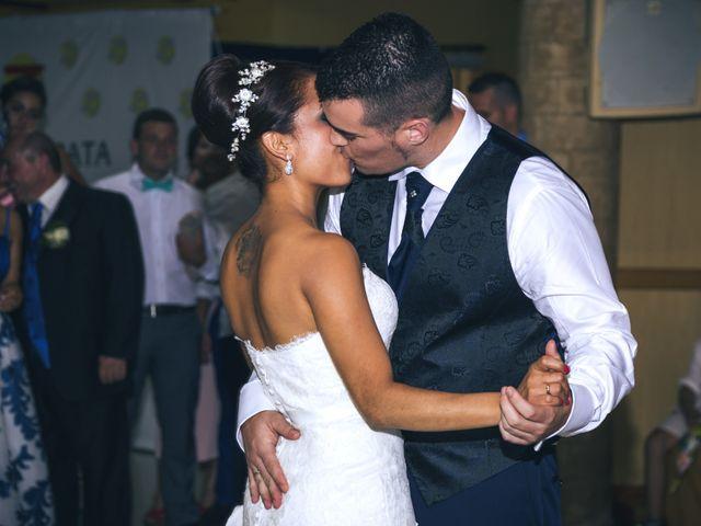 La boda de Antonio y Vero en Laujar De Andarax, Almería 46