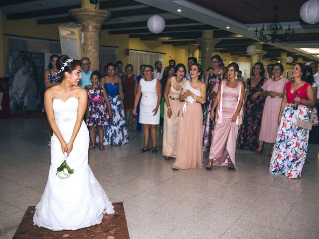 La boda de Antonio y Vero en Laujar De Andarax, Almería 48