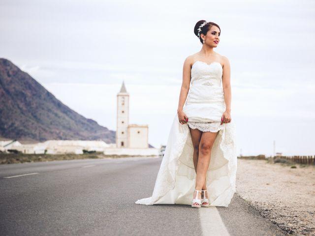 La boda de Antonio y Vero en Laujar De Andarax, Almería 52