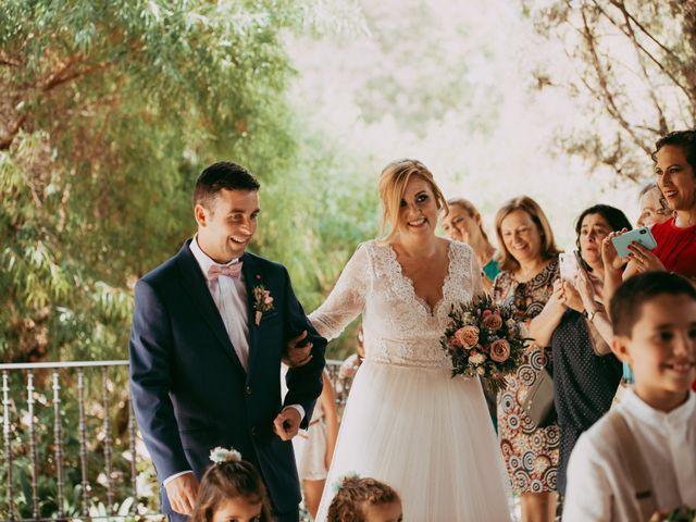 La boda de Juan y Irene en Alhaurin El Grande, Málaga 27
