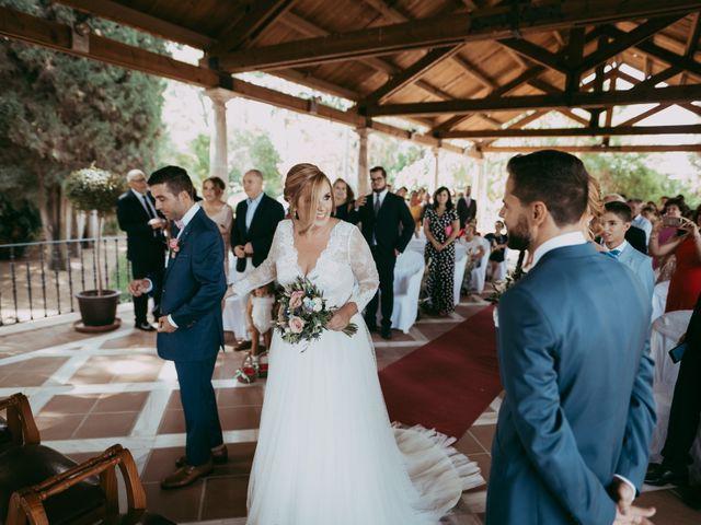 La boda de Juan y Irene en Alhaurin El Grande, Málaga 28