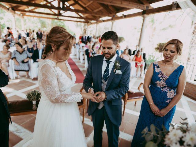 La boda de Juan y Irene en Alhaurin El Grande, Málaga 37