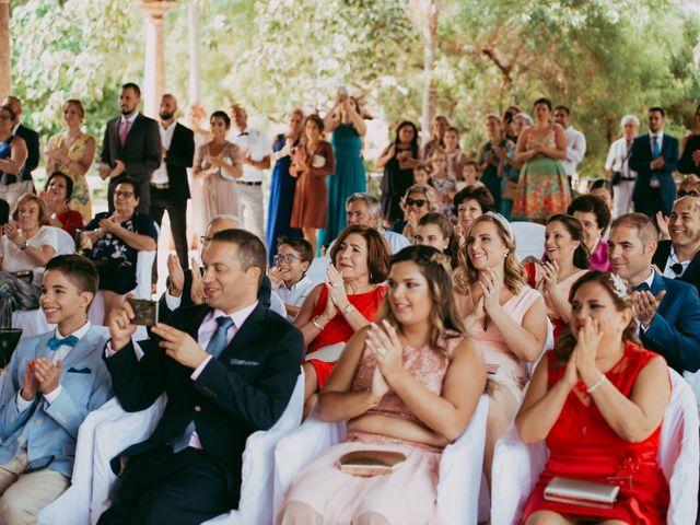 La boda de Juan y Irene en Alhaurin El Grande, Málaga 40