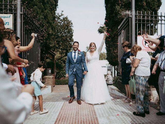 La boda de Juan y Irene en Alhaurin El Grande, Málaga 41