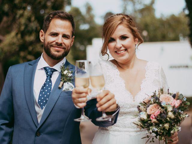 La boda de Juan y Irene en Alhaurin El Grande, Málaga 44
