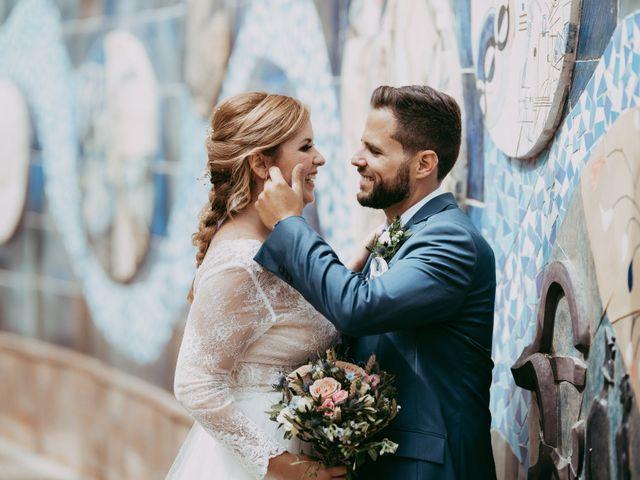 La boda de Juan y Irene en Alhaurin El Grande, Málaga 45
