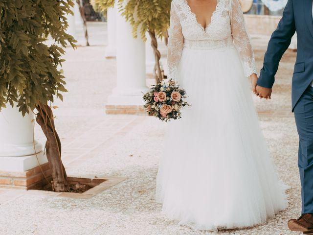 La boda de Juan y Irene en Alhaurin El Grande, Málaga 47
