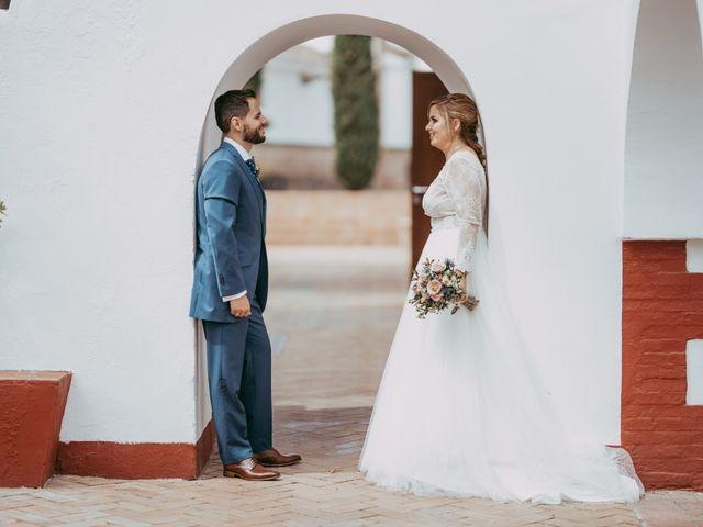 La boda de Juan y Irene en Alhaurin El Grande, Málaga 50