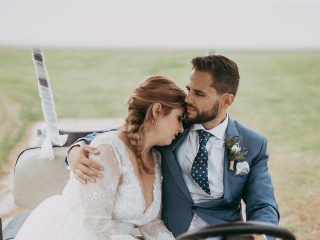 La boda de Juan y Irene en Alhaurin El Grande, Málaga 53