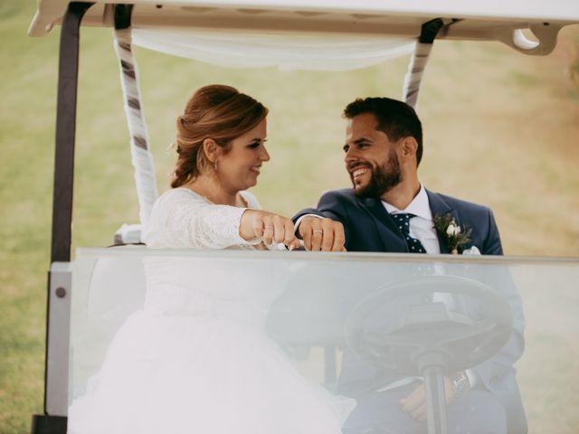 La boda de Juan y Irene en Alhaurin El Grande, Málaga 55