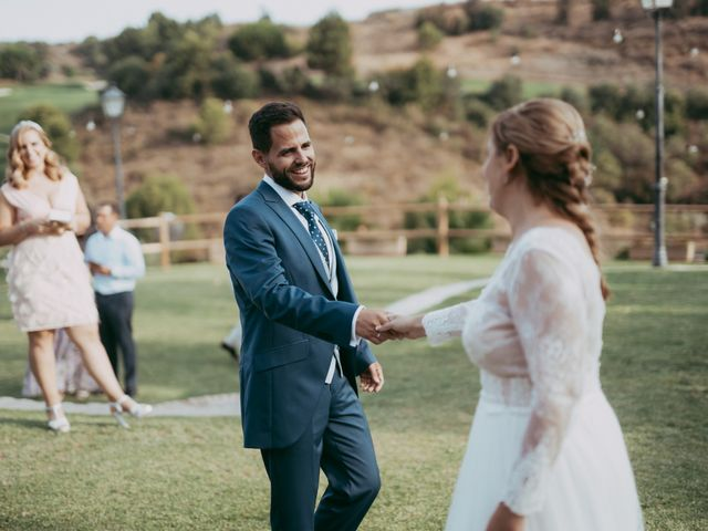 La boda de Juan y Irene en Alhaurin El Grande, Málaga 83
