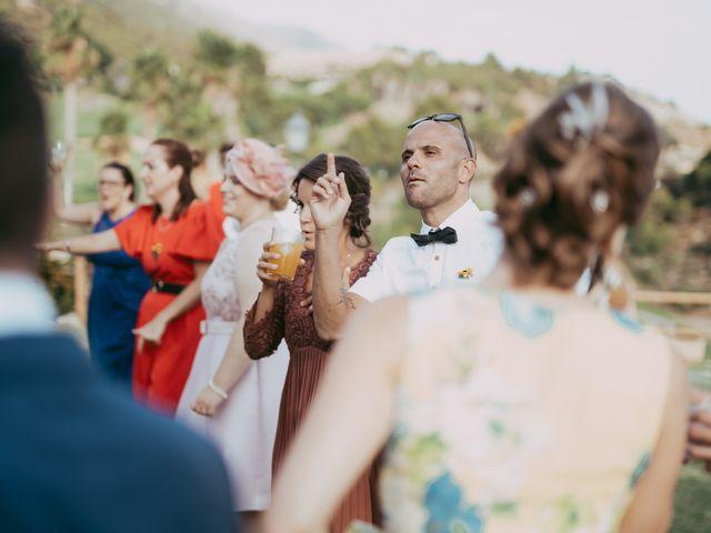 La boda de Juan y Irene en Alhaurin El Grande, Málaga 90
