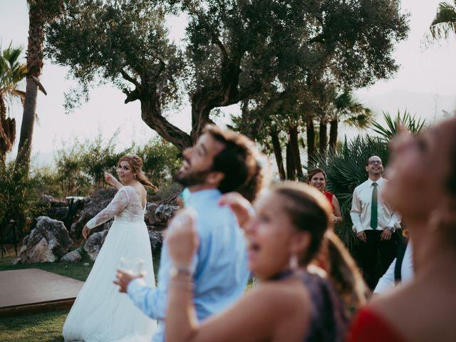 La boda de Juan y Irene en Alhaurin El Grande, Málaga 95