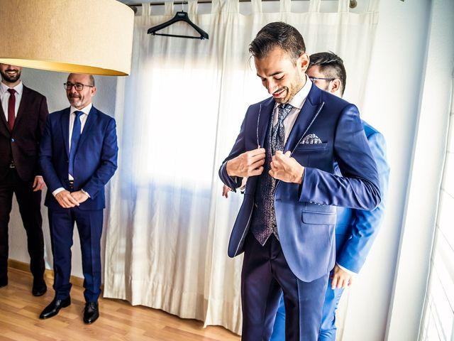 La boda de José Juan y Estefanía en Mutxamel, Alicante 3