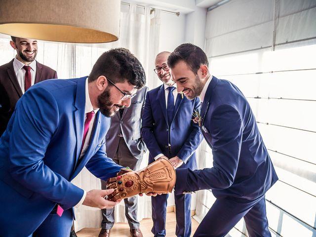 La boda de José Juan y Estefanía en Mutxamel, Alicante 4