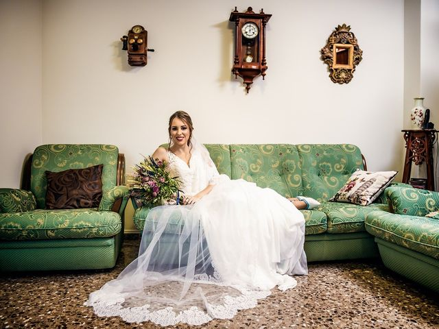 La boda de José Juan y Estefanía en Mutxamel, Alicante 10