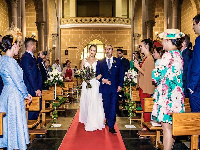 La boda de José Juan y Estefanía en Mutxamel, Alicante 13