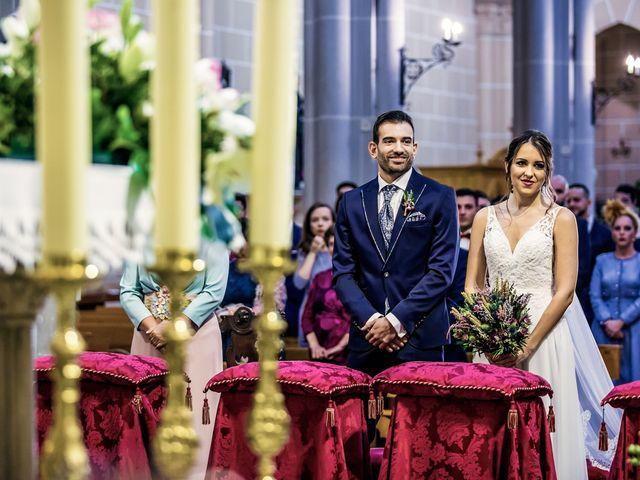 La boda de José Juan y Estefanía en Mutxamel, Alicante 15
