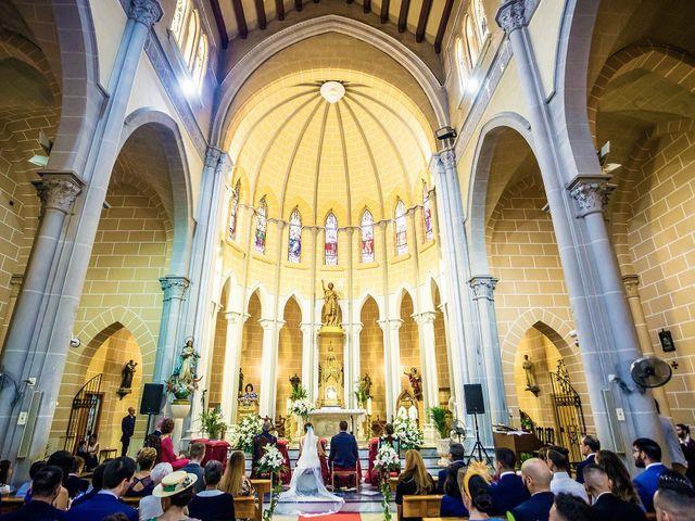 La boda de José Juan y Estefanía en Mutxamel, Alicante 16