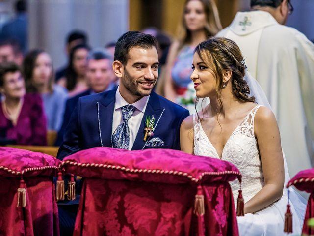 La boda de José Juan y Estefanía en Mutxamel, Alicante 18