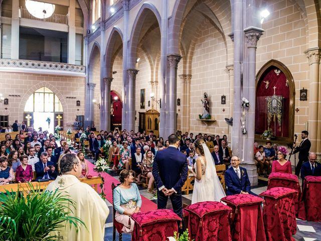 La boda de José Juan y Estefanía en Mutxamel, Alicante 19