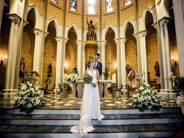 La boda de José Juan y Estefanía en Mutxamel, Alicante 20