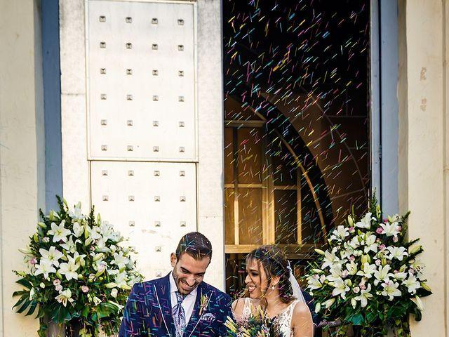 La boda de José Juan y Estefanía en Mutxamel, Alicante 21