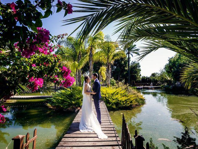 La boda de José Juan y Estefanía en Mutxamel, Alicante 22