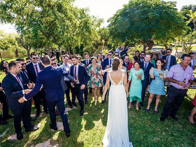 La boda de José Juan y Estefanía en Mutxamel, Alicante 24