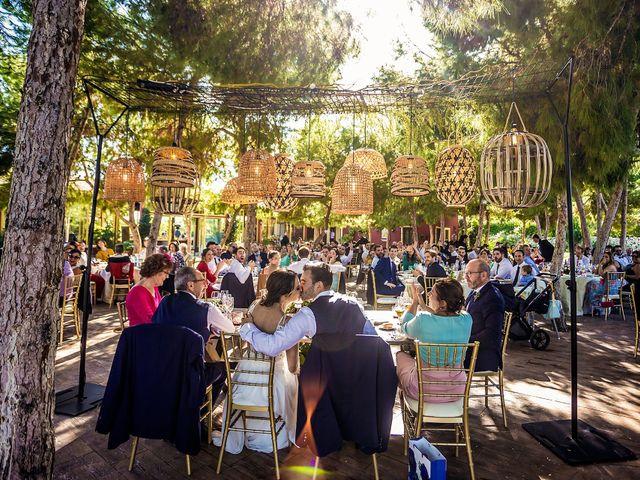 La boda de José Juan y Estefanía en Mutxamel, Alicante 25