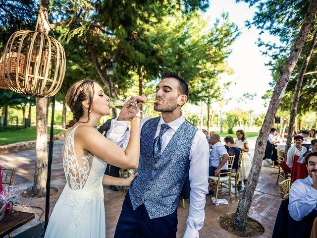 La boda de José Juan y Estefanía en Mutxamel, Alicante 27