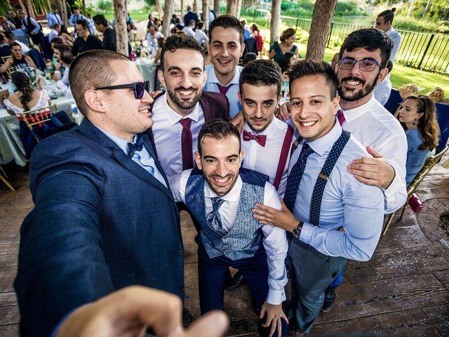 La boda de José Juan y Estefanía en Mutxamel, Alicante 28