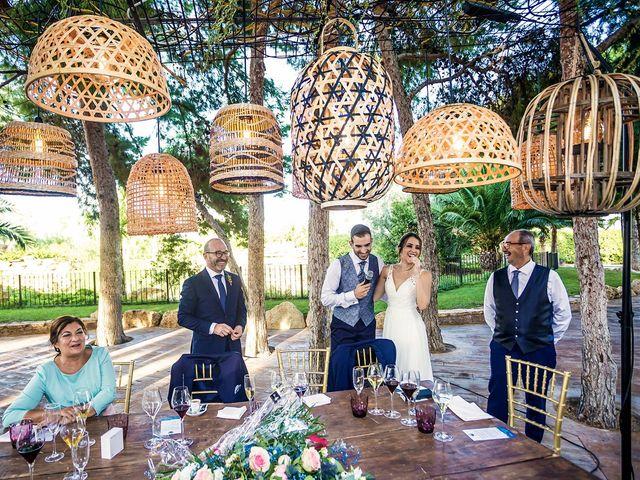 La boda de José Juan y Estefanía en Mutxamel, Alicante 29
