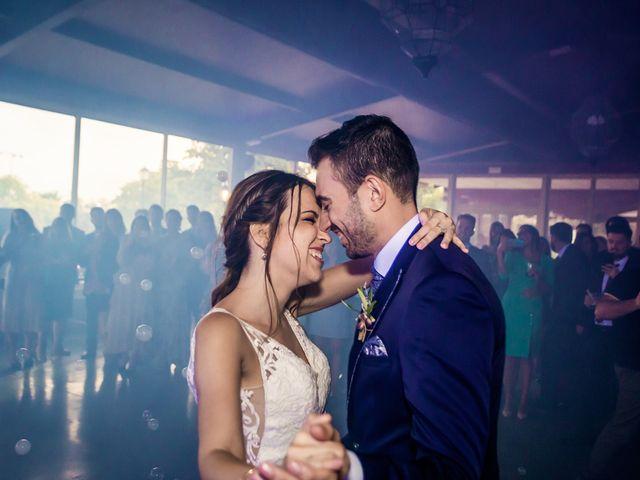 La boda de Estefanía y José Juan