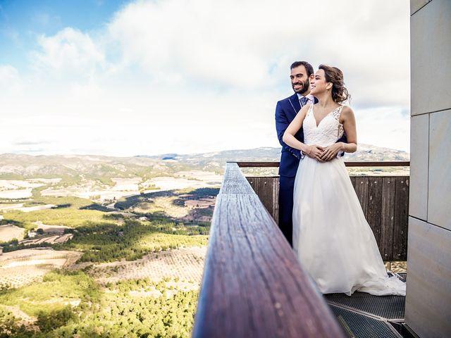 La boda de José Juan y Estefanía en Mutxamel, Alicante 37