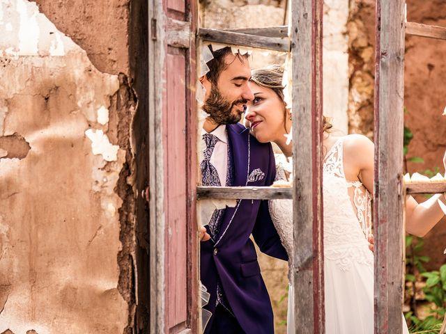 La boda de José Juan y Estefanía en Mutxamel, Alicante 39